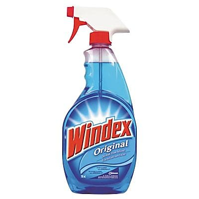 Sealed Air Windex Original Glass and Surface Cleaner Unscented 26 oz. CB201330
