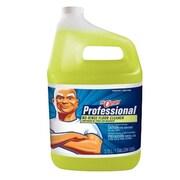 Mr. Clean® Professional No-Rinse Floor Cleaner, Lemon, 1 gal, 4/Pack (84820894)