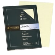 "Southworth® Linen Business Paper, 8 1/2"" x 11"", Ivory, 100/Pack (P564CK)"
