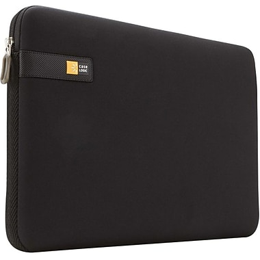 Case Logic® Black EVA Foam Laptop Sleeve (LAPS-117)
