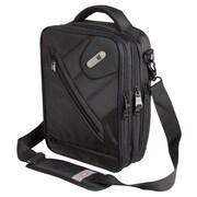 FUL® SideCar Black 1680D Polyester Messenger (6076IPMG)