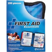 First Aid Only™ 299 Pieces All Purpose Essentials First Aid Kit, Large (FAO-422)