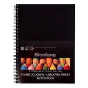 "Elmer's® 9"" x 12"" Black Sketch Book (234-501)"