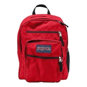 Jansport® Big Student High Risk Red Polyester Backpack (TDN75KS)