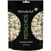 Get Crackin' Wonderful Pistachio, Roasted & Salted (WPIST10)