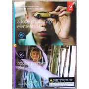 Adobe® Photoshop Elements 14 & Premiere Elements 14 Software, Windows/Mac, DVD (65264252)