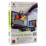 Corel® Pinnacle Studio 18 Software, Single User, Windows, DVD (8124168)