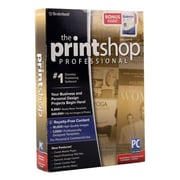 Encore® The Print Shop Professional 4.0 Software, Windows, DVD, (8129236)