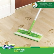 Swiffer® Sweeper X-Large 92816 Floor Mop Starter Kit, Green
