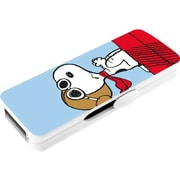 Emtec M710 8GB USB Flash Drive, Snoopy (ECMMD8GM710PN01)