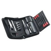 Allied Tools™ 25-Piece Mini Tri-Fold Tool Set (49032K)