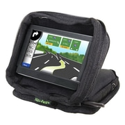 Bracketron™ Nav-Pack UFM-300-BX Weighted GPS Dash Mount/Carrying Case