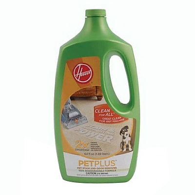 Hoover 2X PetPlus AH30320 64 oz. Pet Stain and Odor Remover 277345