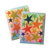 Gartner Star Stickers, Multi Color 32/Carton (73870)