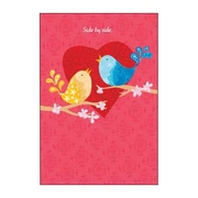 Hallmark Anniversary Greeting Card, Side by Side (0295QUA2105)