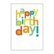 Hallmark Birthday Greeting Card, Happy Birthday (0295QUB2288)