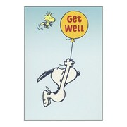 Hallmark Get Well Greeting Card, Hang in There. You?ll Feel Better Soon (0295QGW1720)