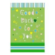Hallmark Good Luck Greeting Card, Good Luck to You (0250QSO1816)