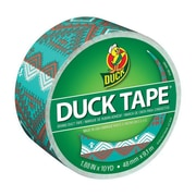 Duck® Printed Duct Tape, 10 yds. Multicolor (284173)