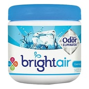 BPG International Bright Air Super Odor Eliminator, Cool Clean, 14 oz. (900090)