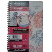 AT-A-GLANCE® 2016 Thomas Paul Professional Weekly/Monthly Planner (128-200)