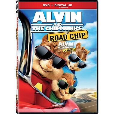 Alvin and thr Chipmunks 4: Roadchip (DVD)