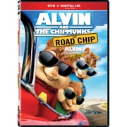 Alvin and thr Chipmunks 4: Roadchip (DVD)