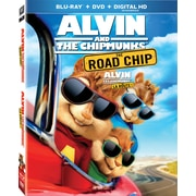 Alvin and thr Chipmunks 4: Roadchip (Blu-ray/DVD)