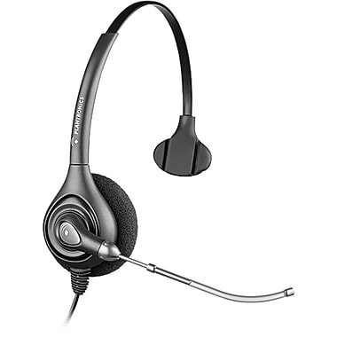 Plantronics - Casque d'écoute SupraPlus Wideband HW251