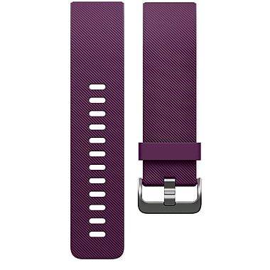 Fitbit Blaze Accessory Band, Plum, Small