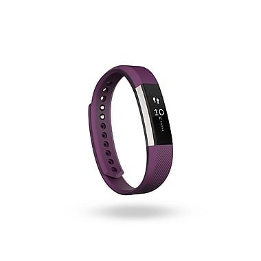 Fitbit – Bracelet capteur d'activité Alta, prune, grand