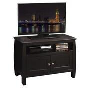 Legends Furniture City Loft TV Stand; Mocha