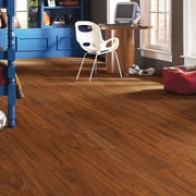Shaw Floors Natural Impact II Plus 9.8mm Cherry Laminate in Frontier Cherry