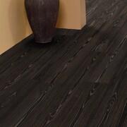 Mats Inc. Floorworks 6'' x 36'' x 3.05mm Luxury Vinyl Plank in Antique Zebra Wood
