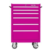 The Original Pink Box 26'' Wide 6 Drawer Bottom Cabinet