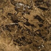 Emser Tile Natural Stone 12'' x 12'' Marble Field Tile in Marrone Emperador Dark