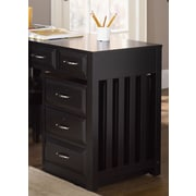 Liberty Furniture Hampton Bay 3-Drawer Mobile File Cabinet