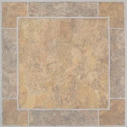 Home Dynamix 12'' x 12'' Vinyl Tiles in Madison Marble