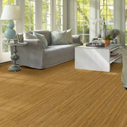 Shaw Floors Natural Impact II 8'' x 48'' x 7.94mm Bamboo Laminate in Canvas Bamboo