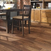 Forest Valley Flooring Chimney Rock 4'' Solid Hickory Hardwood Flooring in Trail
