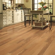 Shaw Floors Jubilee 5'' Engineered Hickory Hardwood Flooring in Antique Gold