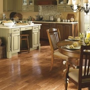 Shaw Floors Epic 5'' Engineered Hickory Hardwood Flooring in Alamo Sunrise