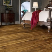 Shaw Floors Grand Canyon 8'' Solid Hickory Hardwood Flooring in Bright Angel