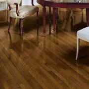 Bruce Flooring Fulton 2-1/4'' Solid Red / White Oak Hardwood Flooring in Saddle