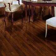 Bruce Flooring Fulton 2-1/4'' Solid Red / White Oak Hardwood Flooring in Cherry
