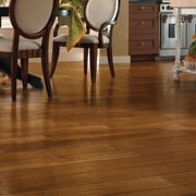 Forest Valley Flooring 5'' Engineered Hickory Hardwood Flooring in Chateau Brown