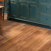 Shaw Floors Natural Impact II Plus 8'' x 48'' x 9.53mm Hickory Laminate in Glazed Hickory