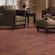 Shaw Floors Natural Impact II Plus 8'' x 48'' x 9.53mm Jatoba Laminate in Wild Jatoba