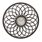 CBK Rusted 32'' Wall Clock