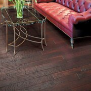 Anderson Floors Hickory Forge 5'' Engineered Hickory Hardwood Flooring in Ringing Anville